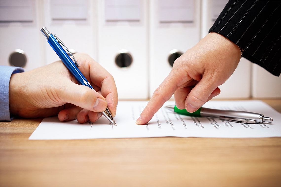 Termination clauses in employment contracts